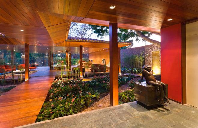 Asian Porch Asian Porch