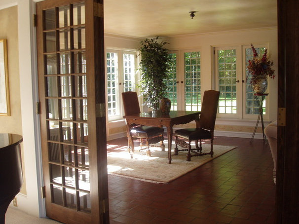 Traditional Porch by G3 Studios Decorative Painting