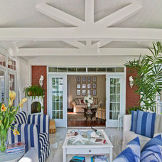 Traditional Porch by K2 Sunrooms LTD