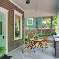 Craftsman Porch by Historical Concepts
