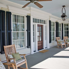 Traditional Porch by The Tapco Group