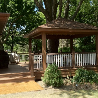 Hip Roof Gazebo Ideas | Houzz