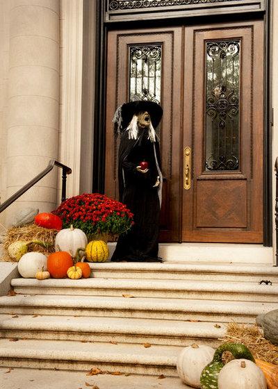 8 schaurig sch ne halloween deko ideen f r haus garten. Black Bedroom Furniture Sets. Home Design Ideas