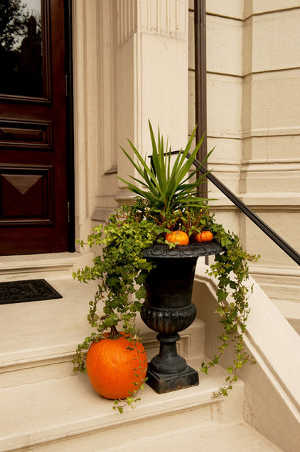 Traditional Porch by Mary Prince Photography