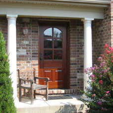 Traditional Porch by The Scobis Company