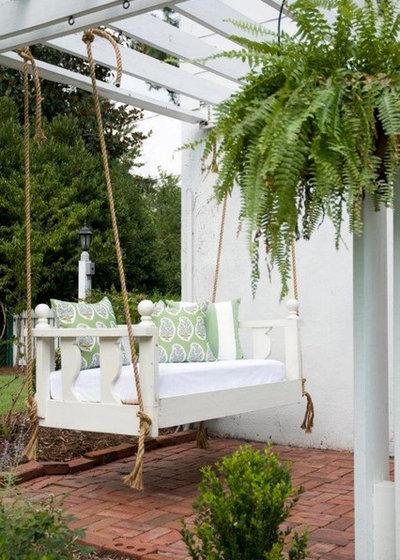 Traditional Verandah by Vintage Porch Swings LLC