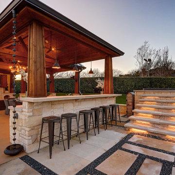 Award-Winning Outdoor Oasis in West Austin's Davenport Ranch