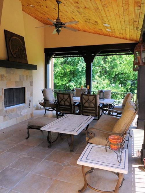 Ideas para terrazas dise os de porches cerrados - Ideas para decorar un porche cerrado ...