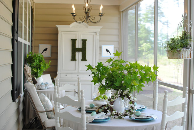 Traditional Porch by Dear Lillie