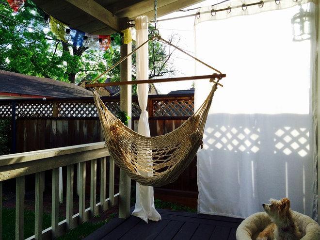Porch Back Yard (in-progress)