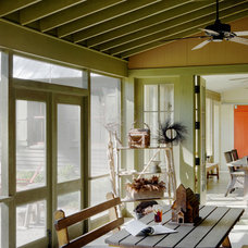 Rustic Porch by Historical Concepts