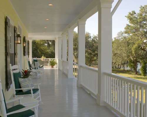 Traditional New Orleans Porch Design Ideas Remodels
