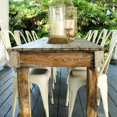 Rustic Porch by The Blue Moon Trading Company
