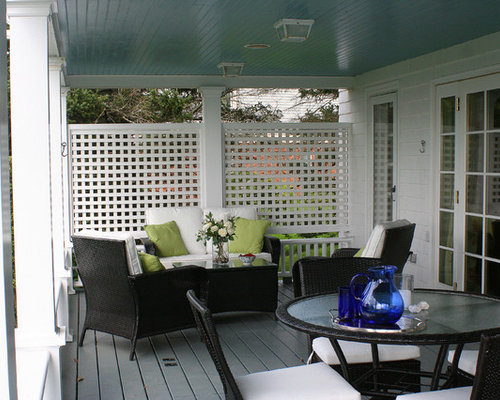 Painted Lattice Home Design Ideas Pictures Remodel And Decor