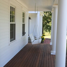 Traditional Porch by JB Robbie Builders Inc.