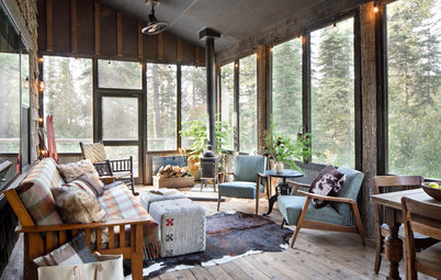 10 Stylish Screened-In Porches