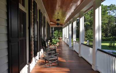 Elements of the Classic Southern Porch
