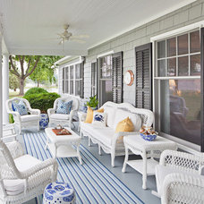 traditional porch by Bountiful