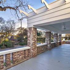 Traditional Porch by Avenue B Development