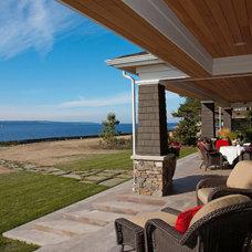 Porch by Dan Nelson, Designs Northwest Architects
