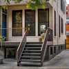 Houzz Tour: A Brooklyn Townhouse Takes a Warm, Contemporary Turn