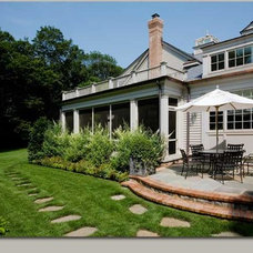 Traditional Porch Brooks & Falotico Porches and Patios