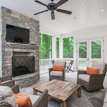 Buckhead- Custom Home on East Wood Valley Rd