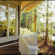 Traditional Porch by Buffington Homes South Carolina