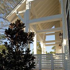 Porch by Geoff Chick & Associates