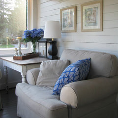 traditional porch by Sandra Howie