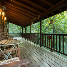 Rustic Porch by Jason Wallace Photography
