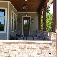 Craftsman Porch by Pierce Remodeling Group