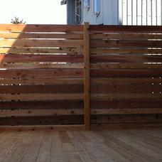Traditional Porch by Deckrative Designs Ltd