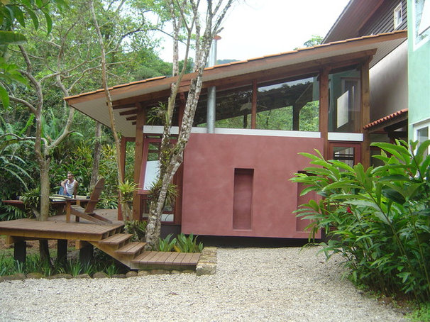 Tropical Porch by Max Gosslar