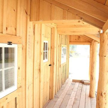 Camp, Cottage & Cabin Kits - Gibraltar Cabin