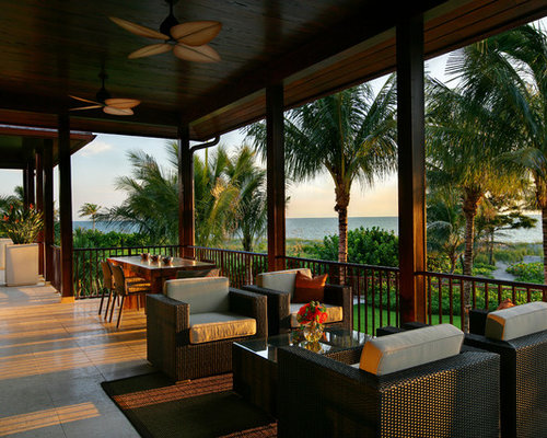 Best outdoor lanai ceiling design ideas remodel pictures for Outdoor lanai furniture