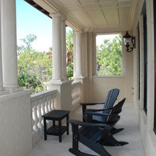 Porch by Priester's Custom Contracting, LLC