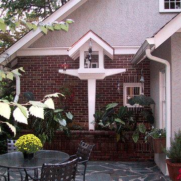 Cat Porch Addition 4sf