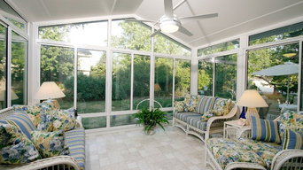 Cathedral Sunroom Installations