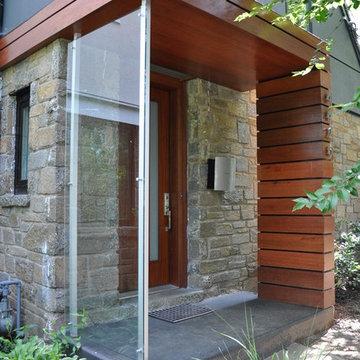 Cavalcanti Entry Porch