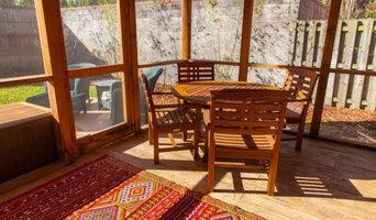 Cedar Porch Addition
