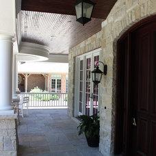 Traditional Porch by Fergon Architects, LLC