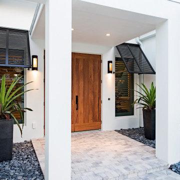 Certified Luxury Builders - 41 West  - Coquina Sands Custom Home