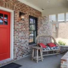 Traditional Porch by Signature Homes