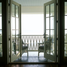 Traditional Porch by Christine G. H. Franck, Inc.