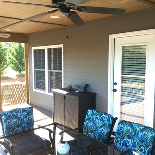 This is an example of a porch design in Other.