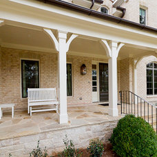 Traditional Porch by Satori Homes & Renovations