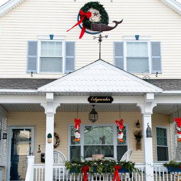 Christmas in Salem, MA