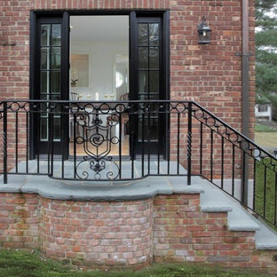 Wrought Iron Railings Porch Ideas Photos Houzz