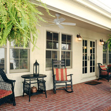 Traditional Porch by Renovations Unlimited